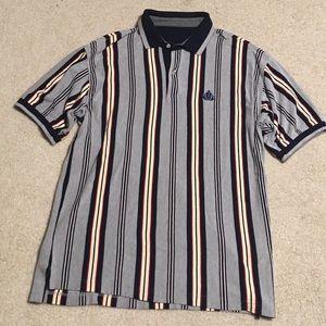 Vintage Izod Polo Short Sleeve Size Large